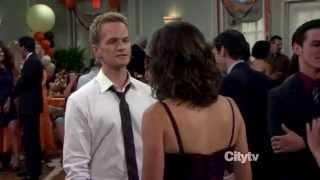 Barney & Robin Dance Scene