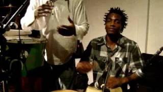 Afro Rio- Solo de congas Juninho Duvale