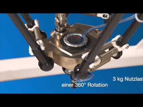Adept Hornet 565 - High Speed Roboter für Verpackungsaufgaben