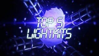 TOP 5 LIGHTKITS (Free | C4D) #1 - Prestige Intros