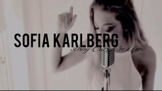 Sofia Karlberg| 50 Shades Of Grey Trailer - Crazy In Love