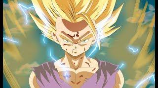 Gohan Turn SSJ2 - One Punch Man Epic main theme from ( SunSeiRO FX )