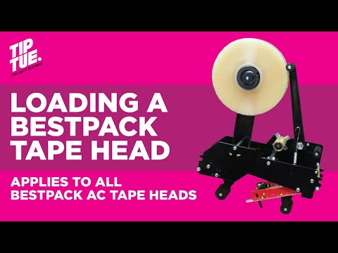 Loading a Tape Head