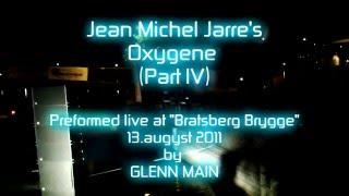 Jean Michel Jarre Oxygene 4 - Preformed by Glenn Main live in Porsgrunn.mp4