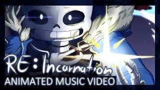 [Undertale] RE:Incarnation - Animation