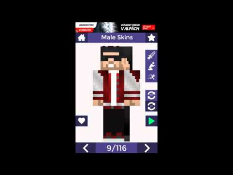 Skins For Minecraft PE Download APK For Android Aptoide - Skins para minecraft pe tablet