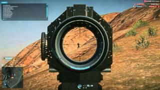 Infiltrator Near A Tree - Planetside 2