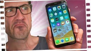 Dreist & GEFÄHRLICH: Das #SchinaSchrott iPhone X!