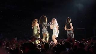 Spice World Tour 2019 Spice Girls - We are Family - Coventry 3rd June