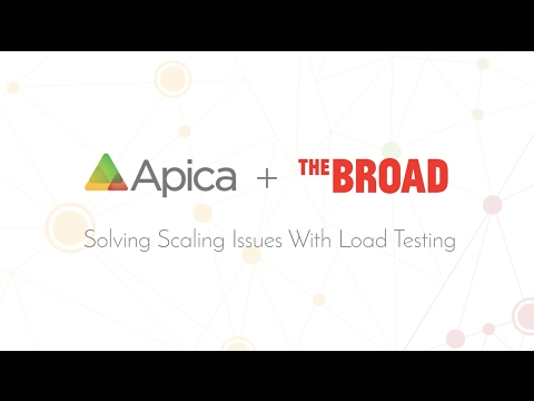 Broad Museum - Success Story by Apica