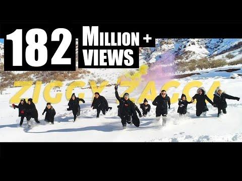 Download Video GEN HALILINTAR - ZIGGY ZAGGA (Music Video) | 11 Kids + Parents