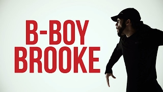 B-BOY BROOKE DROPPING DOPE MOVES | London Real