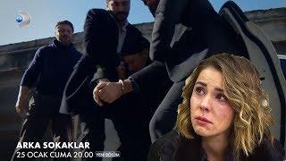 Arka Sokaklar 502. Bölüm Yeni Fragman İzle -Mesut Kaçırılıyor! Ölecek mi?