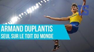 Armand Duplantis sur le toit du monde