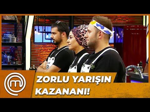 KAPTANLIK YARIŞININ KAZANANI! | MasterChef Türkiye 66. Bölüm