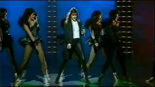 "Laura Branigan - ""Shattered Glass"" [cc] LIVE London Palladium"