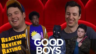 Good Boys - Red Band Trailer Reaction / Review / Rating