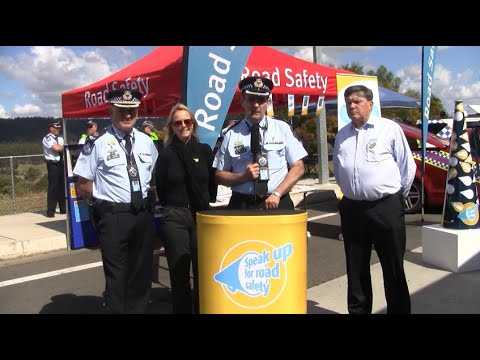 Truckies urged to take a break during Road Safety Week