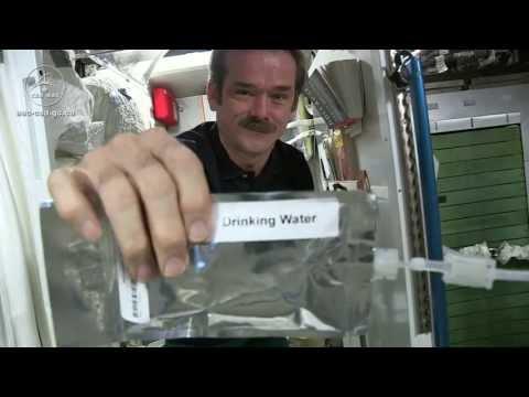 Uzdatnianie wody na ISS