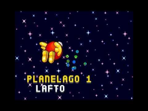 Canal Homebrew: Miniplanets (Sikthehedgehog) Megadrive