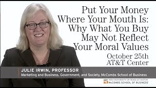 Moral Values & Consumption