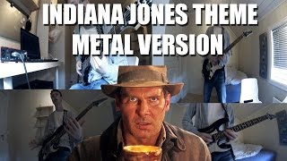 Indiana Jones Metal Version