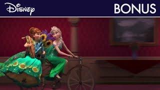 Cendrillon - Bonus : La Reine des Neiges, Une Fête Givrée