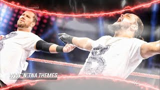 """WWE The B-Team (Bo Dallas & Curtis Axel) 5th and NEW Theme Song 2018 - """"Battlescars"""" (Recording) ᴴᴰ"""