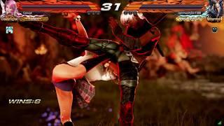 2030 - Tekken 7 - Coouge (Alisa) vs communityfan1988 (Master Raven)