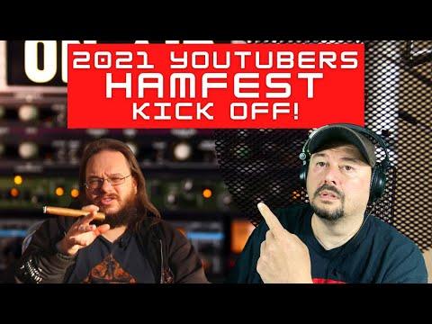 2021 YouTuber's Hamfest Kick-Off #YTHF21