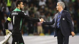 Rui Patrício   Sporting Clube de Portugal vs Chelsea FC
