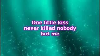 Dallas Smith - One Little Kiss (Lyrics)