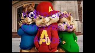 Ke$ha Blow-Alvin y las ardillas.