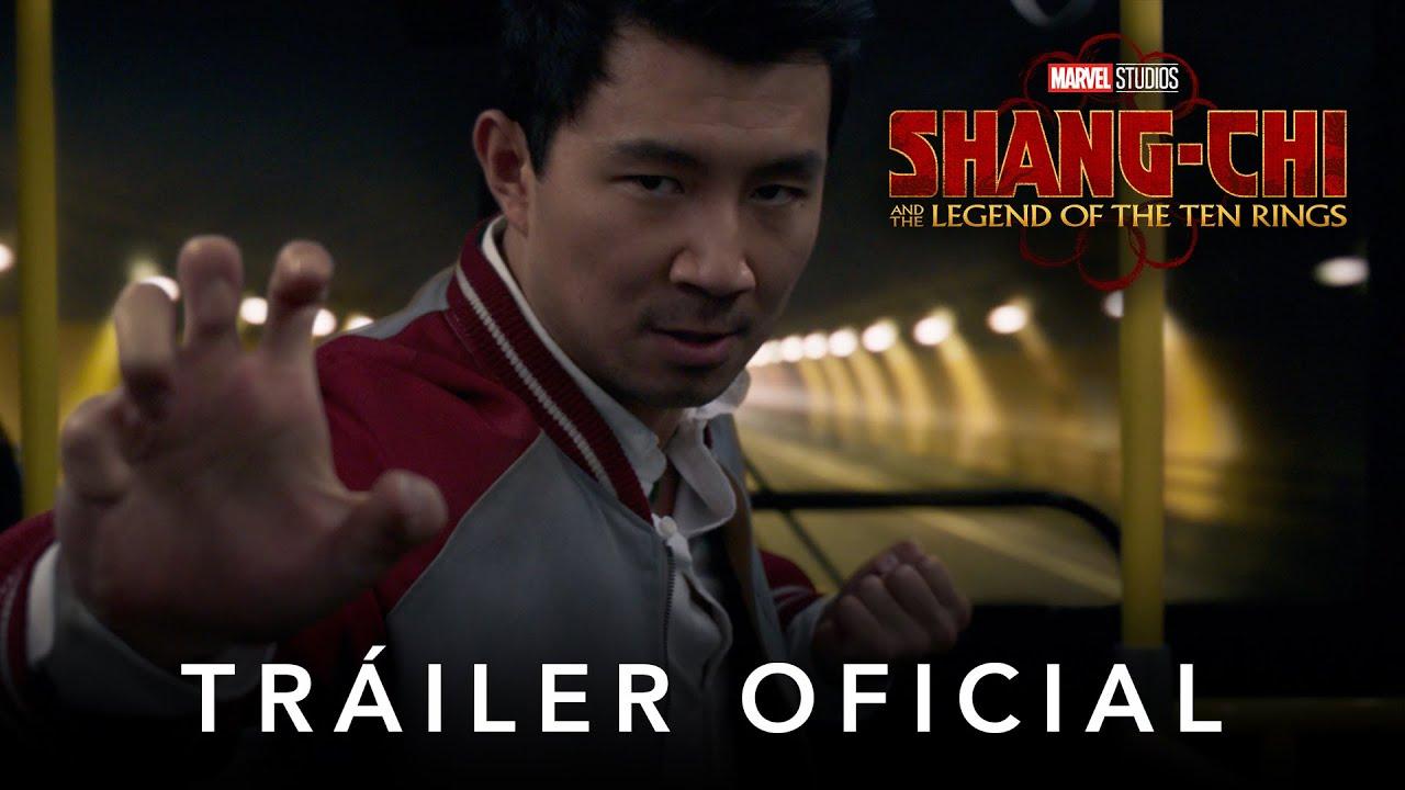 Shang-Chi y La Leyenda de Los Diez Anillos (Tráiler Audio Latino)