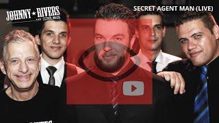 BANDA: JOHNNY RIVERS COVER BRAZIL - SECRET AGENT MAN (LIVE)