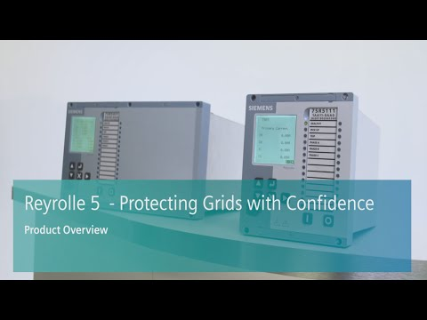 Reyrolle 5 - Protection Grids with Confidence - 7SR5