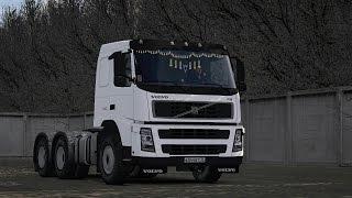 [ETS2 v1.22] Volvo FM12 + Cabin Accessories DLC