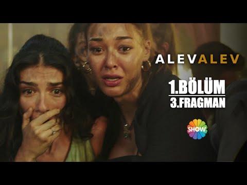 Alev Alev 1. Bölüm 3. Fragman | 5 Kasım Perşembe Show TV'de başlıyor!