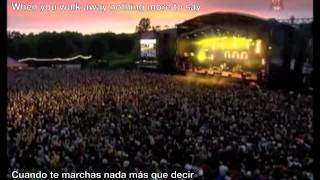The Offspring - You're Gonna Go Far Kid (Lyrics and sub español)