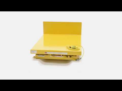 Single Scissor Lift & Tilt (Uni-Tilt) UNI-3648-2-YEL