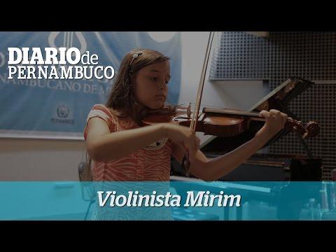 Violinista Mirim