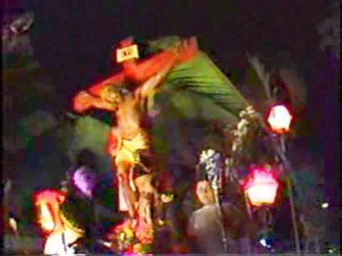 Martes Santo 2011: Procesion de San Benito y La Sangre de Cristo – Santa Ana