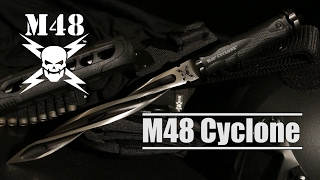 M48 Cyclone Fixed-Blade Knife
