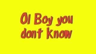 Reinhard Tega - Mr. Ayinde (Official Lyric Video)
