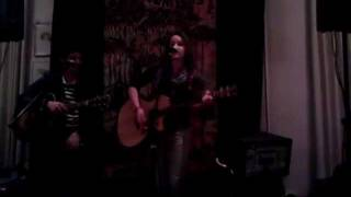 """My Heart's Got Teeth"" LIVE at The Gathering Spot on 30A - Stephanie Berlanga"