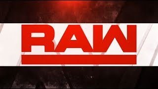 """2018 ☁ RAW Intro After Superstar Shake-Up 