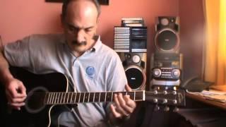 francis cabrel la dame de haute-savoie guitare acoustique