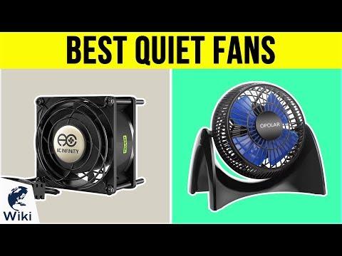 10 Best Quiet Fans 2019 Dr Kotb