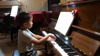 Adagio, piano by Shteibelt