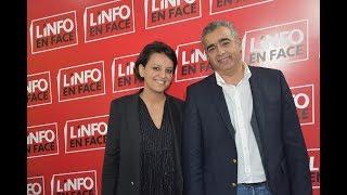 Info en Face : Najat Vallaud-Belkacem à cœur ouvert